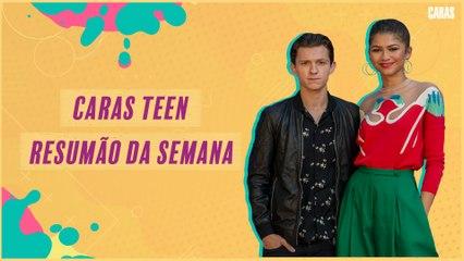 ZENDAYA E TOM HOLLAND JUNTOS, NOVO CLIPE DE OLIVIA RODRIGO E MAIS! | CARAS TEEN! (2021)