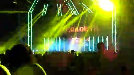 Megadeth Live  Concert 2021  Wake Up Dead /  In My Darkest Hour  Aug 22   The Woodlands TX