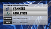 Yankees @ Athletics Game Preview for AUG 27 -  9:40 PM ET
