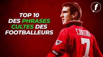 Top 10 des phrases cultes des footballeurs