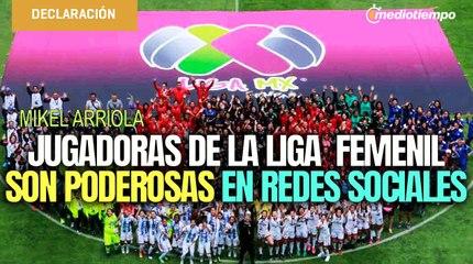 Jugadoras de Liga MX Femenil son lo más poderoso del futbol mexicano en redes sociales