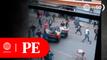 Comerciantes ambulantes atacaron a fiscalizadores en Mesa Redonda | Primera Edición