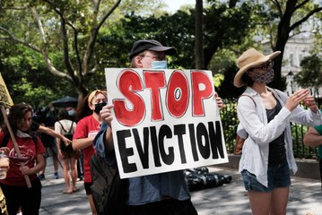 Supreme Court Allows Evictions To Resume
