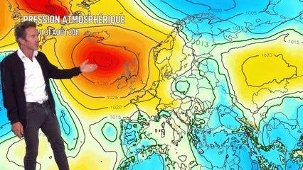 Bulletin météo pour le lundi 30 août 2021