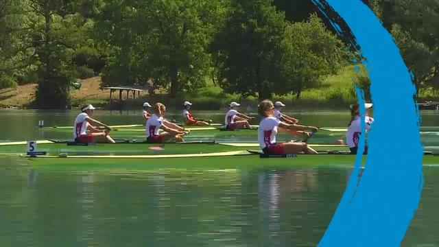 2014 World Rowing Cup II – Women's Pair (W2-) Final