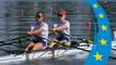 2020 World Rowing European Championships - Poznan, POL - Women's Double Sculls (W2x) - Final A