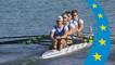 2020 World Rowing European Championships - Poznan, POL - Men's Quadruple Sculls (M4x) - Final A
