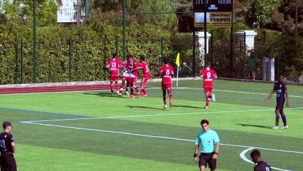 Highlights U19 - J2 : AS Monaco 4-1 FC Istres