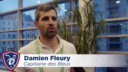 France - Italie (2-0), les réactions de P.Bozon et D.Fleury