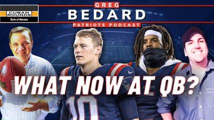 What Now At QB Between Cam Newton & Mac Jones? | Greg Bedard Patriots Podcast