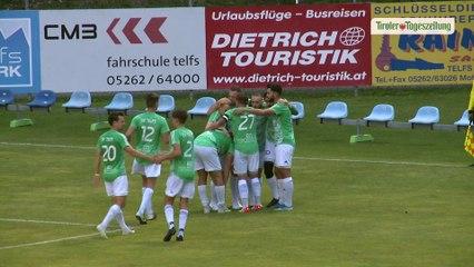 Die Highlights von SV Telfs gegen FC Kufstein