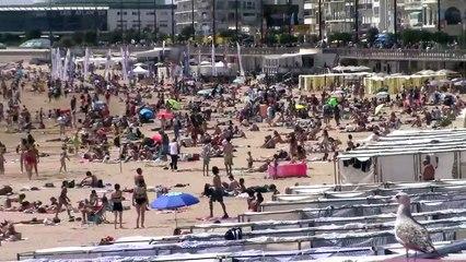 Les Sables d'Olonne-2021 Grande plage (3)