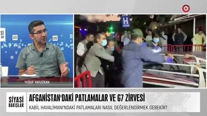 Afganistan'daki Patlamalar ve G7 Zirvesi   Memur Maaş Zamları   Milletvekilinin Polise Karşı Tutumu