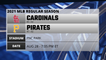 Cardinals @ Pirates Game Preview for AUG 28 -  7:05 PM ET