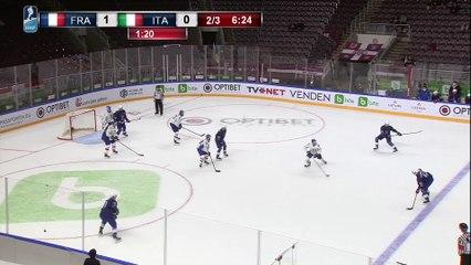 France - Italie (2-0), les meilleurs moments