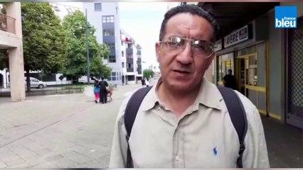 Rachid Beckaled, heureux de son court-métrage tourné à Planoise