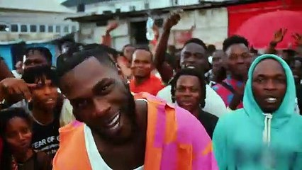 Burna Boy - Question feat. Don Jazzy [Official Music Video]