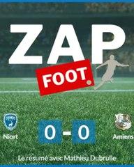 Niort 0-0 Amiens