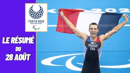 Jeux Paralympiques 2021 : Le résumé de la journée du 28 août
