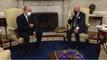 President Biden, Israeli PM Bennett discuss 'threat from Iran'