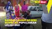 Nasihat loghat Negeri Sembilan popularkan lelaki OKU