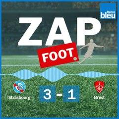 Revivez les buts de la rencontre Racing Club de Strasbourg - Stade Brestois (3-1)