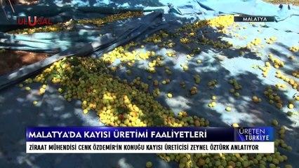 Üreten Türkiye - 29 Ağustos 2021 - Cenk Özdemir - Malatya - Ulusa Kanal