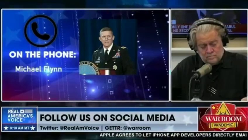 General Michael Flynn Update