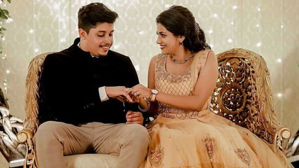 Alina padikkal wedding mehandi celebration