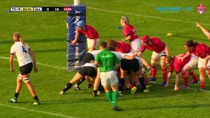 Ulster 5 Munster 50: 2021 Vodafone Women's Interprovincial Championship Round 1 Highlights