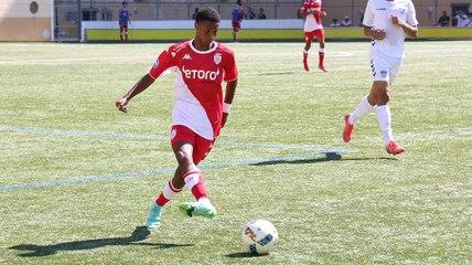 Highlights U17 - J1 : AS Monaco 5-1 GFC Ajaccio