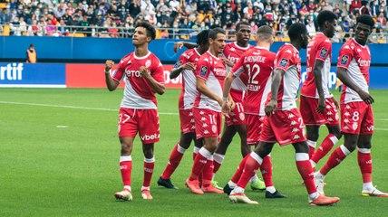 Highlights : ES Troyes AC 1-2 AS Monaco
