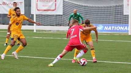 Highlights N2 - J4 : AS Monaco 0-1 Hyères FC