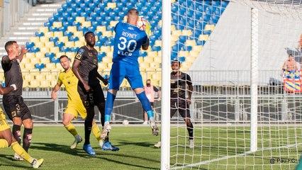 Pau FC - DFCO (2-0) : le résumé vidéo