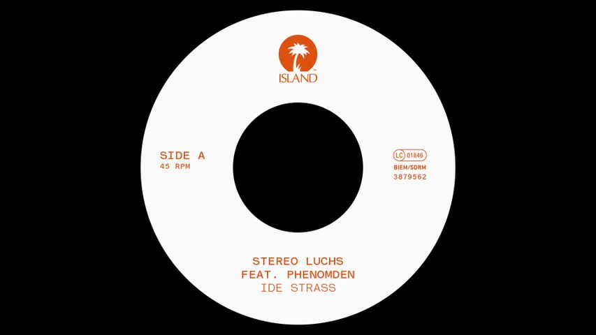 Stereo Luchs - Ide Strass