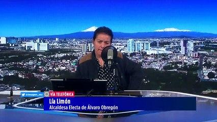 Agreden a Lía Limón, alcaldesa electa de Álvaro Obregón