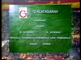 Spartak Moskova 0-0 Galatasaray 08.12.1993 - 1993-1994 UEFA Champions League Group A Matchday 2 (Ver. 2)