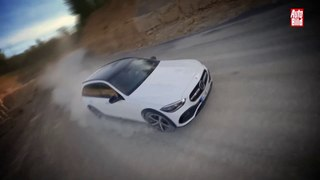 VÍDEO: Mercedes Clase C All-Terrain, con traje de aventura... ¿le queda bien?