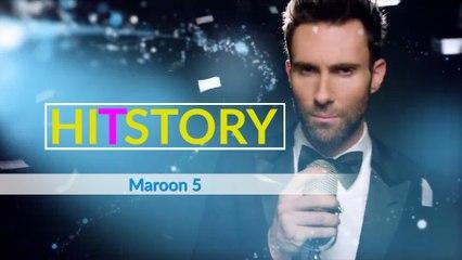 """HITstory-Maroon5-""""Sugar"""""""
