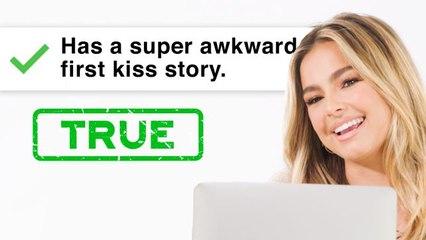 Addison Rae Fact Checks Fans on the Internet