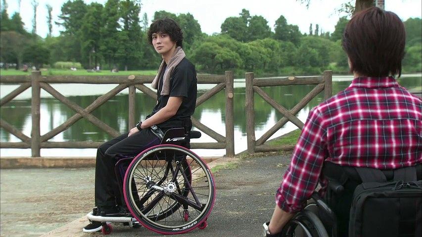 君に捧げるエンブレム 車椅子バスケで世界へ羽ばたく元Jリーガー 2021年8月31日 (edit 2/2)