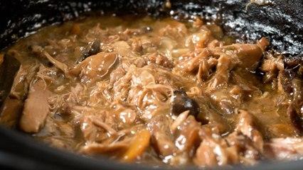 Slow Cooker Chicken Casserole