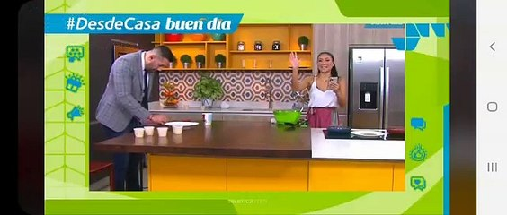 "Nancy Dobles confunde en televisión nacional a ""Buen Día"" con ""A todo dar"""