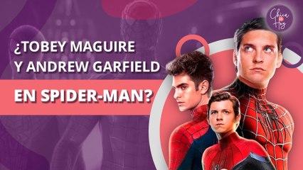 Spider-Man No Way Home: ¿Tobey Maguire y Andrew Garfield estarán en la película?   Spider-Man No Way Home: Will Tobey Maguire and Andrew Garfield be in the movie?