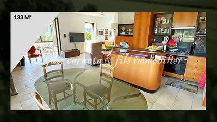 Vente Villa 5 pièces Sainte-Maxime proche centre ville avec