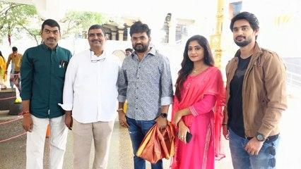 Sri Shrinkhala Devi Productions New Movie Opening