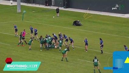 PwC Interprovincial Highlights: Leinster U18 Women v Connacht U18 Women