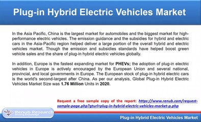 Plug-in Hybrid Electric Vehicles Market By Vehicle Class, Companies, Forecast by 2030