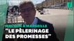 """Emmanuel Macron à Marseille, """"insupportablement monarchique"""" pour Jean-Luc Mélenchon"""