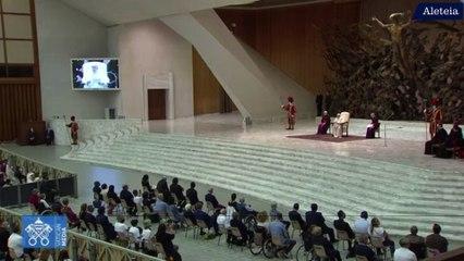 Pope Francis: Avoid rigidity in faith
